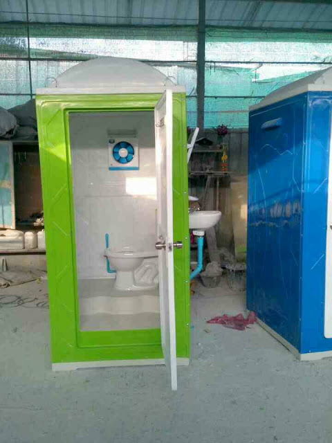 ห้องน้ำสำเร็จรูปไฟเบอร์กลาส ราคา 25,000 บาท