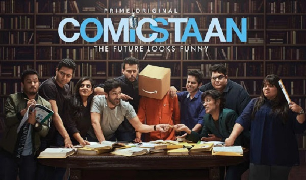 Comicstaan 3 Web Series Season 1, 2 on Amazon Prime Video - Here is the Amazon Prime Video Comicstaan 3 Season 1, 2 wiki, Full Star-Cast and crew, Release Date, Promos, story, Character, Photos, Title Song.