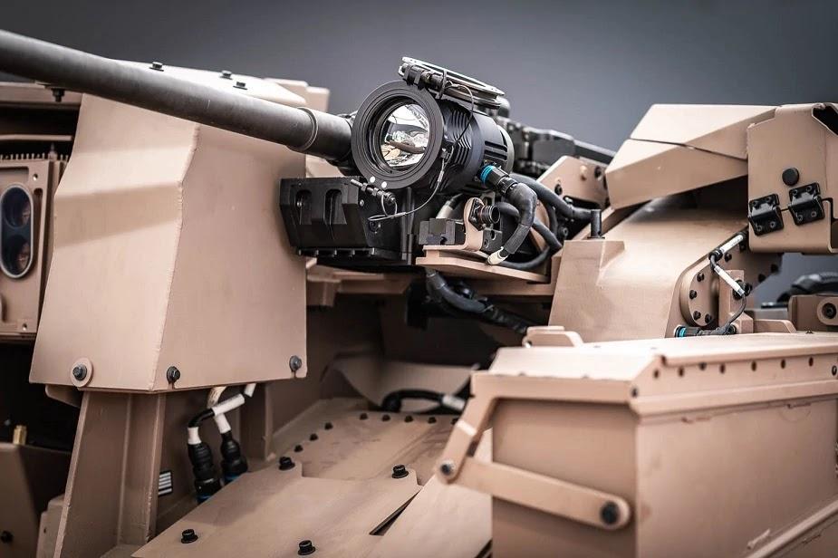 IDEX 2021: Arquus запускає новий підрозділ Hornet, який просуватиме бойові модулі