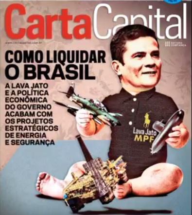 Resultado de imagem para operação lava jato - uma tragedia para destruir o brasil