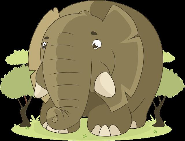 पागल हाथी की कहानी । Pagal Hathi ki Kahani in hindi Majedaar Kahaniya
