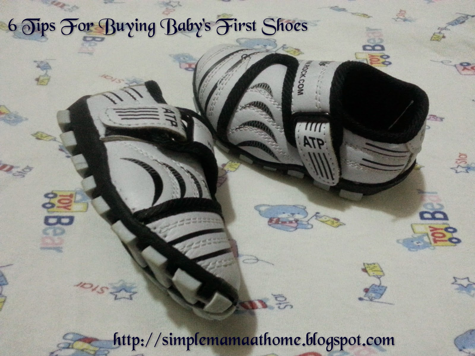 6 Tips For Buying Baby's First Shoes