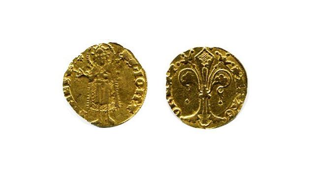Florín, Aragón, Pedro IV, ceremonioso