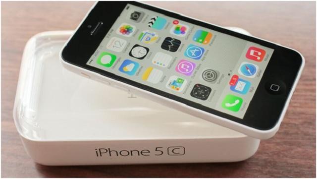 thay màn hình iphone 5c giá rẻ