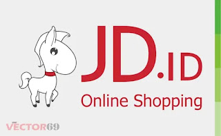 Logo JD.ID Online Shopping - Download Vector File CDR (CorelDraw)
