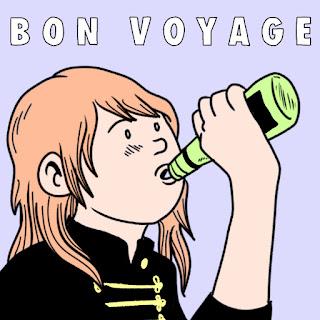Bon Voyage comic