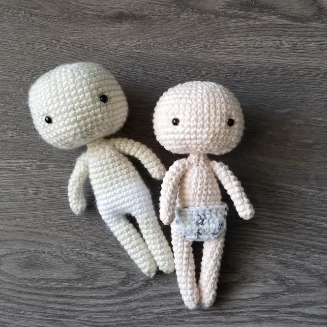 Skin Tone Color Yarn for Amigurumi Dolls