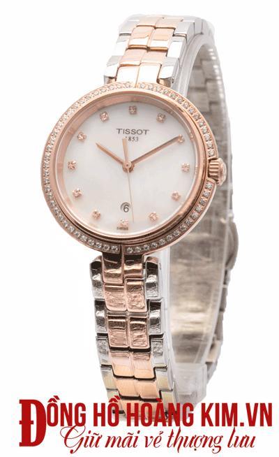 đồng hồ nữ dây sắt đính đá