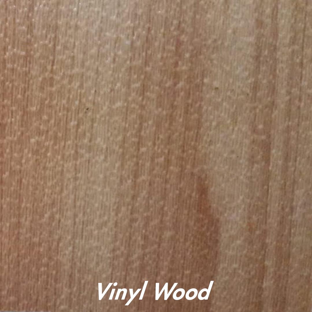 vinyl lychee wood