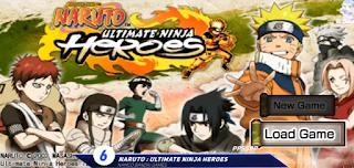Naruto : Ultimate Ninja Hereos Save Data