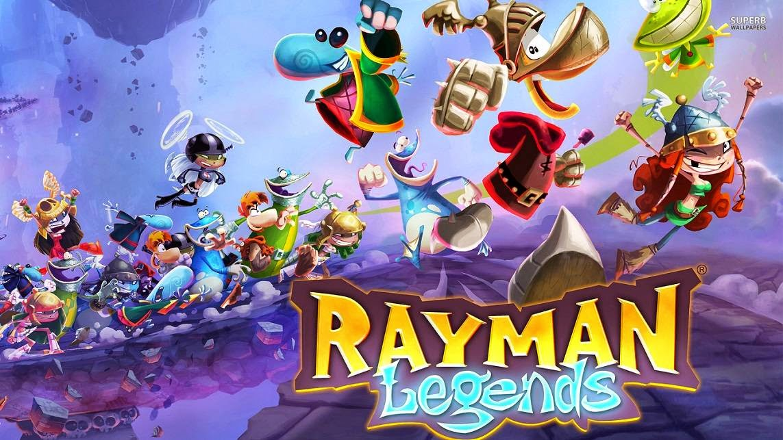 Rayman Legends Game for pc free download
