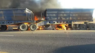 Pics: 9 Killed In Mpumalanga Horror Crash