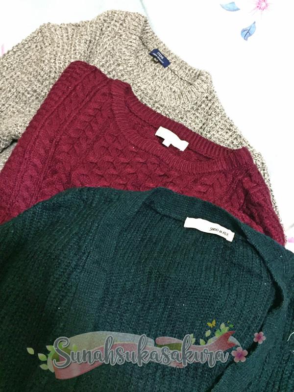 Rezeki Dapat Knitwear Premium Super Cantik by manyzeroes