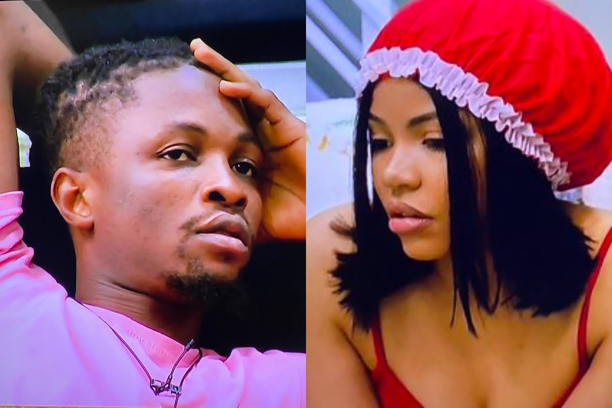 "BBNAIJA: ""You Look Like Those Guys That Don't Cum Quickly"" – Nengi Tells Laycon (See Video)"