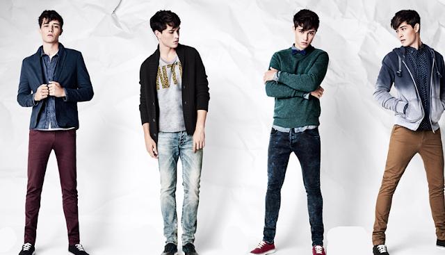 Tips Fashion Pria dengan Tubuh Agak Kurus