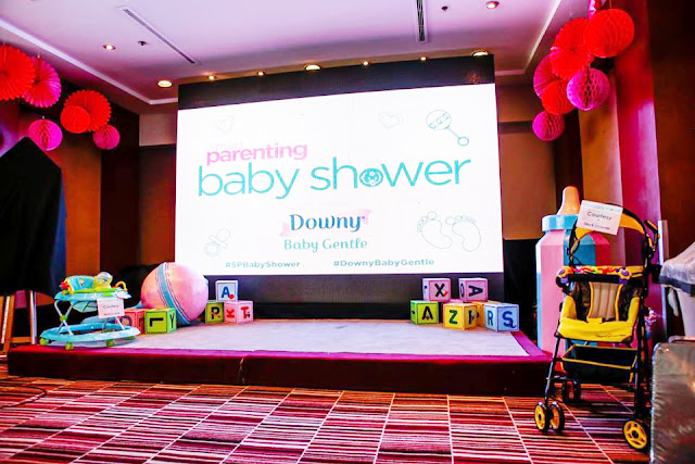 Smart Parenting Baby Shower 2016