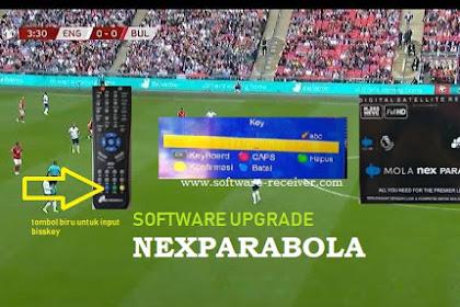 Mola Nexparabola Hitam - Software Support Bisskey | V4 OTA 😎