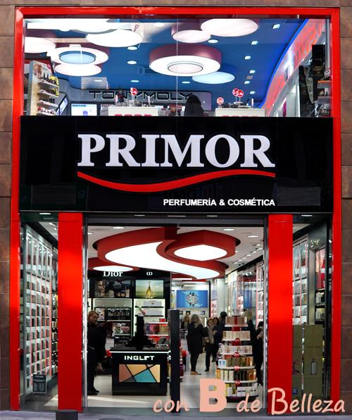Tienda Primor Granada