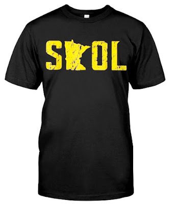 SKOL Helmet Distressed Viking T Shirts Hoodie Sweatshirt Sweater. GET IT HERE