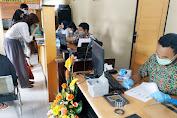Tingkatkan Pelayanan di Masa Adaptasi Kebiasaan Baru, Sat Intelkam Polres Lobar Terbitkan Pembuatan SKCK Online