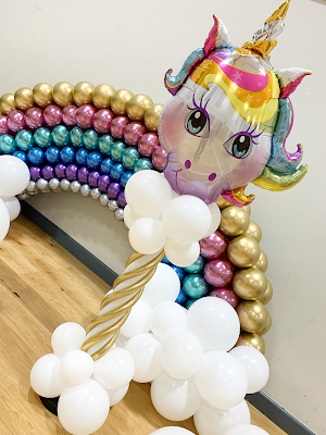 Rainbow and Unicorn by Sue Bowler