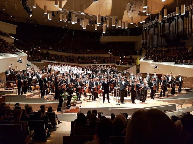 Deutsche Symphonie-Orchester Berlin, Cornelius Meister, Karen Cargill (Photo DSO Berlin)
