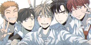 Unripe Expression Manga