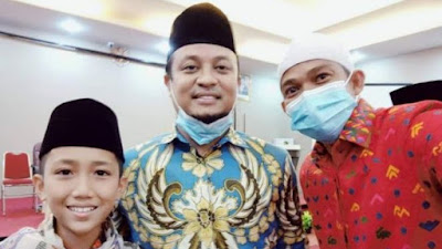 Keren, Imran Asal Bone Raih Juara 3 di MTQ Nasional Sumbar