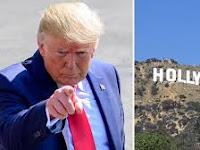 Banyak Aksi Kekerasan, Donald Trump Salahkan Hollywood