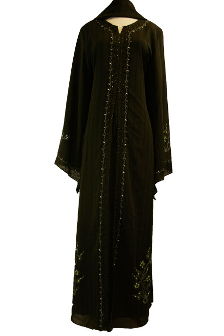 Muslim Girls Fashion Burqa Designs