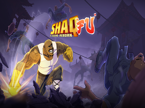 Shaq Fu A Legend Reborn Game Free Download