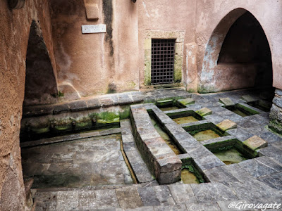cefalù lavatoio medievale