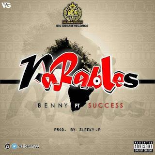 "B E N N Y - "" Parables"" ft. success (prod. Sleeky p)"