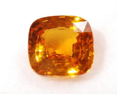 đá sapphire cam