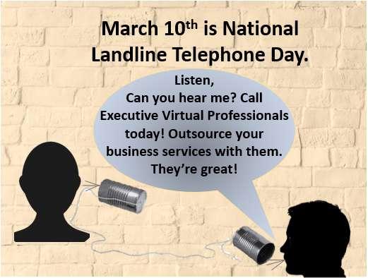 National Landline Telephone Day Wishes Photos
