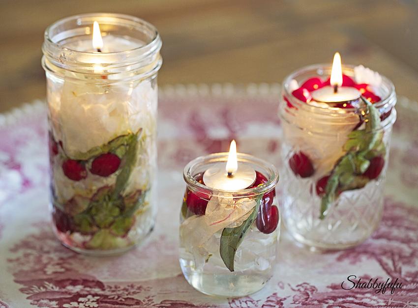 Easiest DIY Oil Candle Lights Ever! - shabbyfufu.com