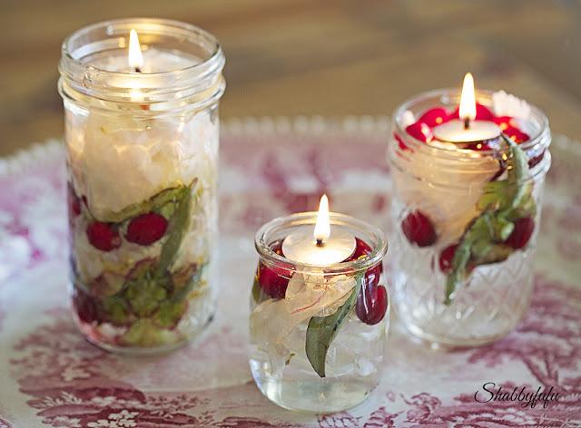 oil-lantern-candles