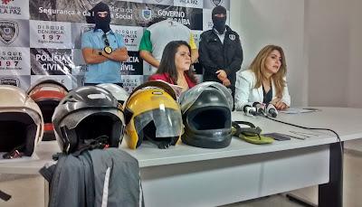 Polícia prende acusa de estuprar 3 mulheres em Campina Grande
