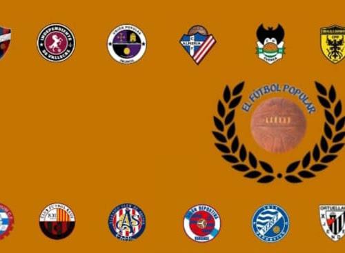 Conoce los 19 equipos populares en España (actualizado)