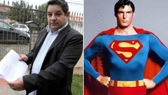 juiza nega pedido advogado superman brasileiro