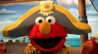 Sesame Street Elmo The Musical Sea Captain the Musical