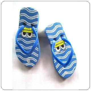 Sandal Spon Anak BGR