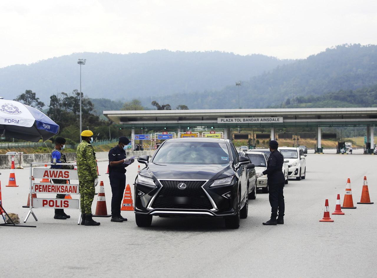 6 Daerah Di Selangor Bertukar Status Kepada PKP Bermula 6 Mei Hingga Hari Raya