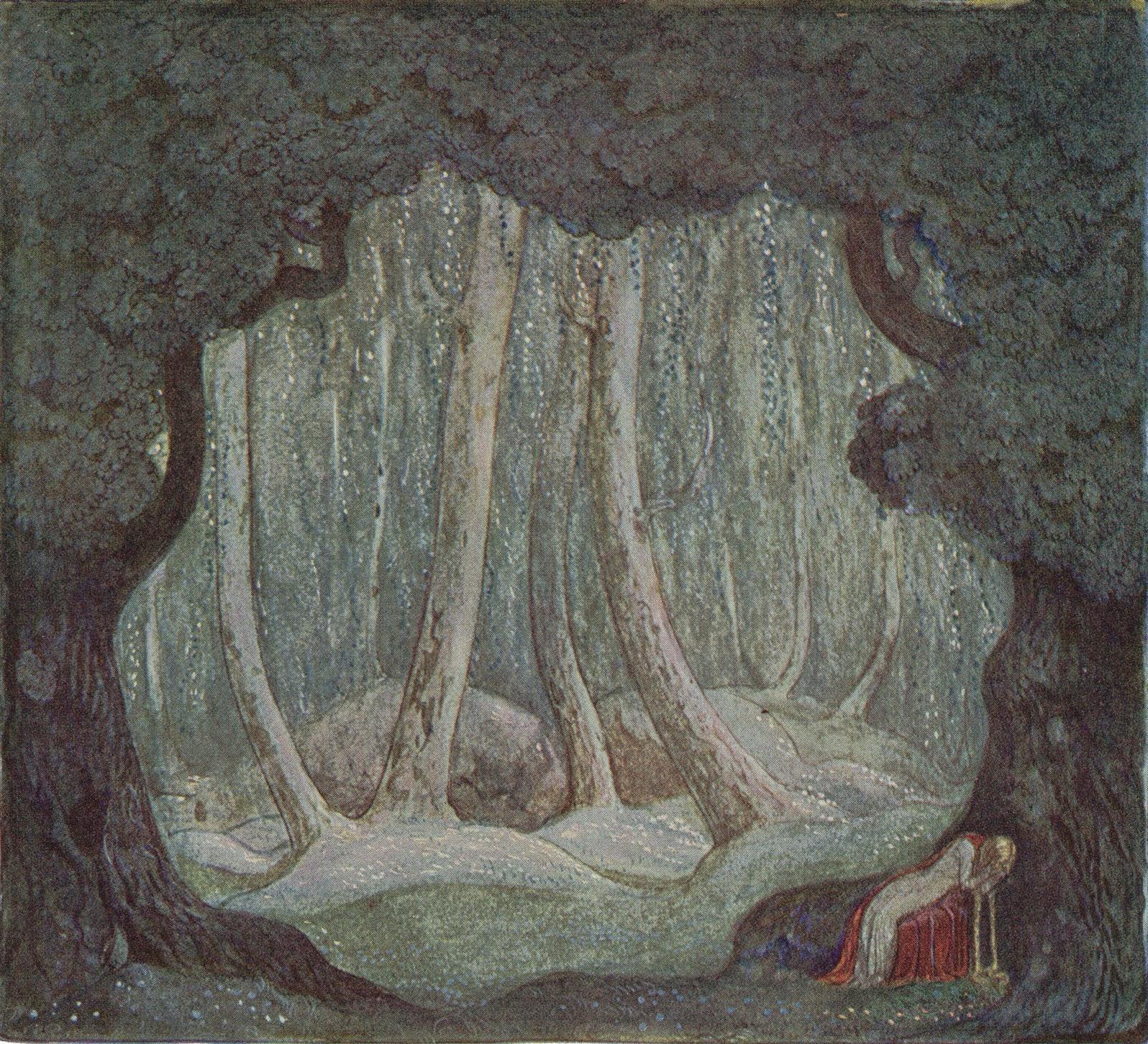 Открытки с иллюстрациями йона бауэра