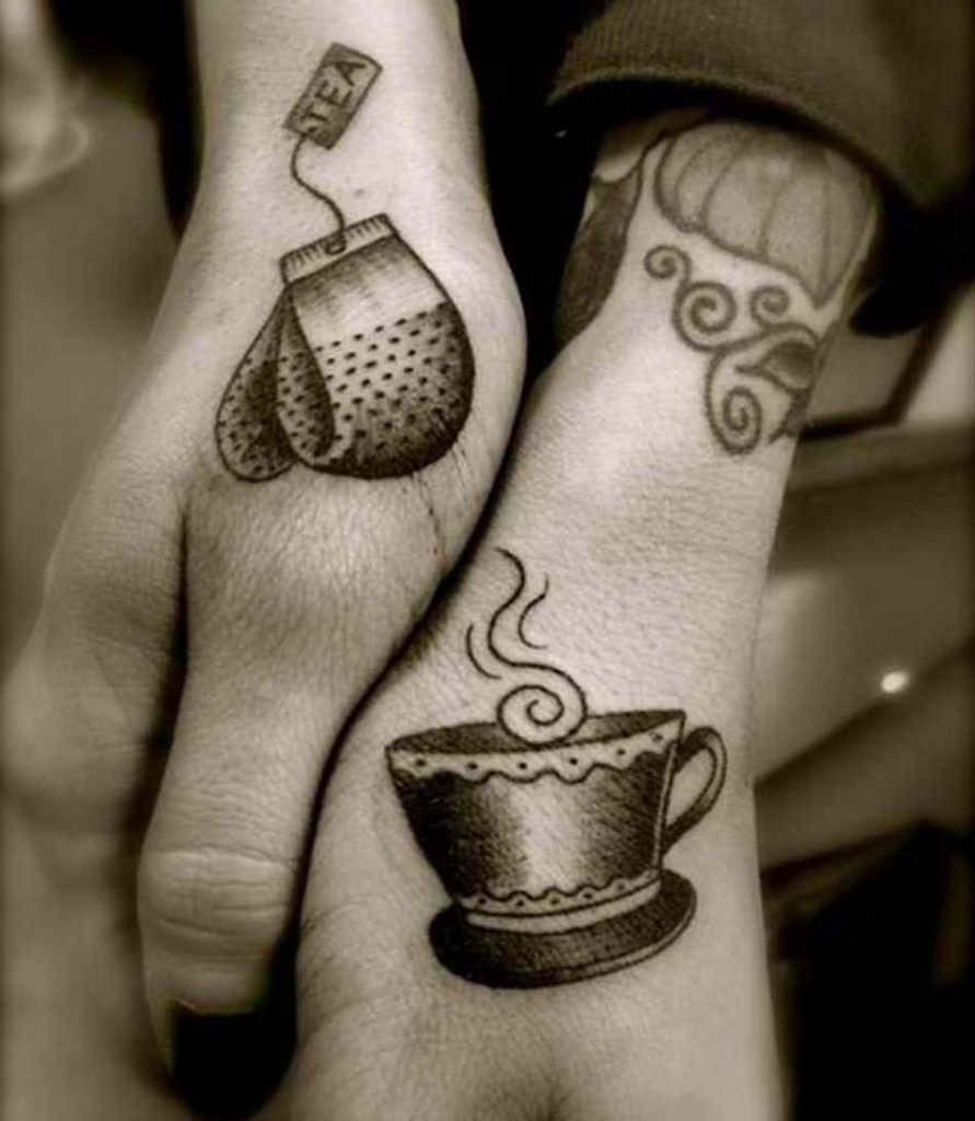 Tea Cup Tattoo Design For Lovers ! Art Magazine