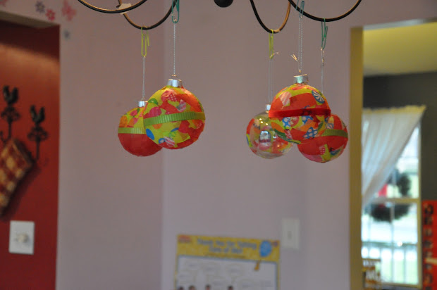 Easy Kindergarten Christmas Crafts