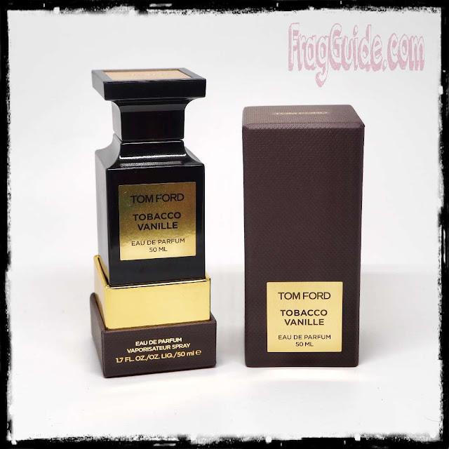 عطر توم فورد توباكو فانيلا Tobacco Vanille للجنسين | سيد عطور الشتاء