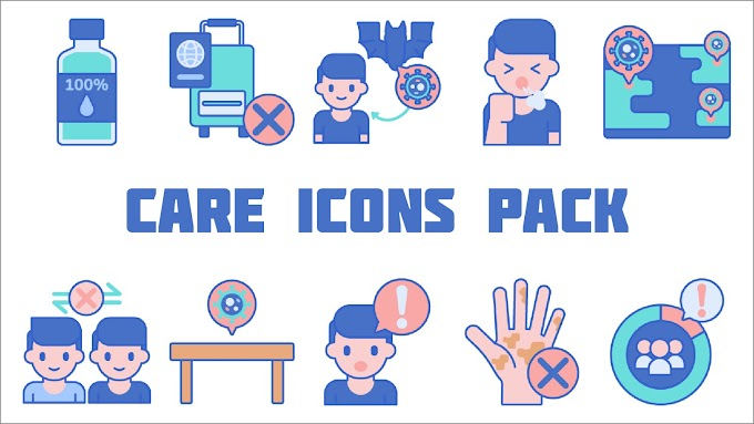 Care Icons Pack