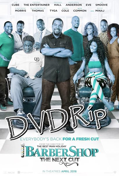 Barbershop: The Next Cut DVDRip Full Movie Direct Download