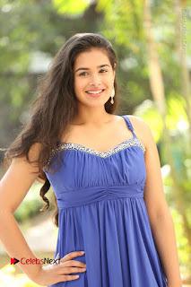 Actress Prasanna Stills in Blue Short Dress at Inkenti Nuvve Cheppu Movie Platinum Disc Function  0009.JPG